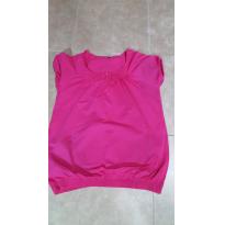 Blusa Gestante Pink Bon Prix Collection - G - 44 - 46 - Bon Prix Collection