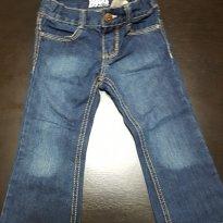 Calça Jeans Osh Kosh B`gosh Boot Cut  2T - 2 anos - OshKosh