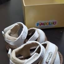Sandalia de couro Pimpolho - 14 - Pimpolho