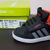 TENIS ADIDAS HOOPS MID - ORIGINAL - 21 - Adidas