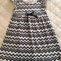 Vestido estampado - 24 a 36 meses - Poim, Cherokee e Up Baby