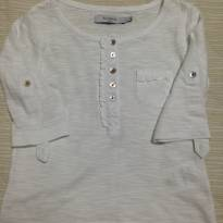 Blusa malha Richards - 24 a 36 meses - Richards Kids