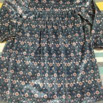 Vestido floral Zara - 3 anos - Zara