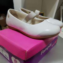 Sapato pampili branco - 25 - Pampili