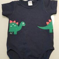 Body de dinossauro