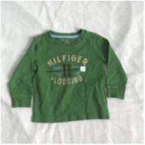 camiseta tommy hilfiger 1 ano - 1 ano - Tommy Hilfiger