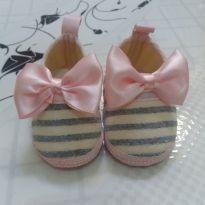 Sapato com laço - 14 - yoyo Baby