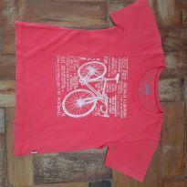 Camiseta Bicicleta - 3 anos - PUC