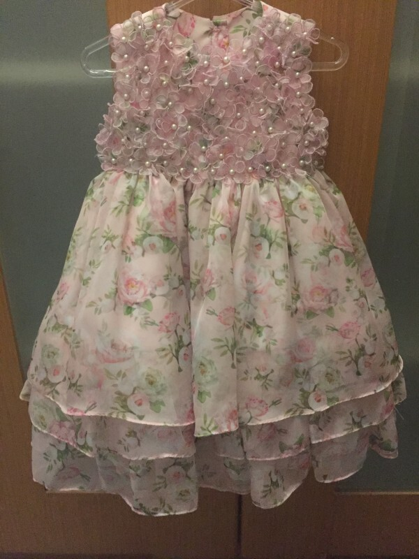 Vestidos de festa mio bebe