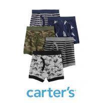 Kit cuequinha Box Carter's - 2 anos - Carter`s