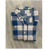 Body/Camisa Baby Gap - 6 a 9 meses - Baby Gap