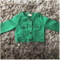Casaco green - 18 a 24 meses - Green