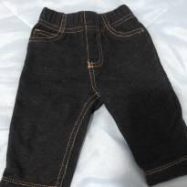 Calça carters (jeans molinho) - 3 meses - Carter`s