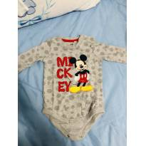 Body Mickey - 0 a 3 meses - Disney