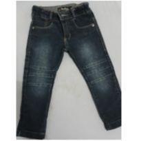 Calça  jeans - 2 anos - Mek Trefe