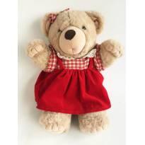 ursinha natalina - Sem faixa etaria - Não informada