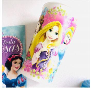 kit princesas - Sem faixa etaria - Disney