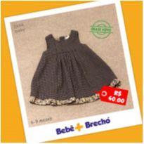Vestido lã - ZARA BABY