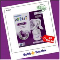 Extrator Manual de Leite Materno - Avent Petala -  - Avent Philips