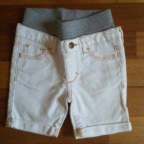 Bermuda Jeans Gap - 3 anos - Baby Gap