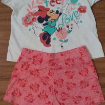 Conjuntinho Minnie - 3 anos - Sem marca