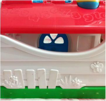 Fisher Price Casa Do Cachorrinho Aprender E Brincar - Mattel - Sem faixa etaria - Fisher Price