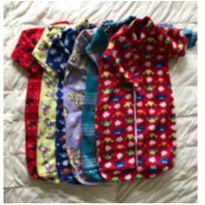 Saquinho de dormir em Soft - 6 a 9 meses - confecção propria