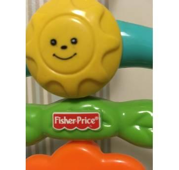 Mini Móbile Bichinhos Colorido Fisher-Price - Sem faixa etaria - Fisher Price