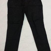 Calça jeans gestante GG - GG - 48 em diante - Não informada