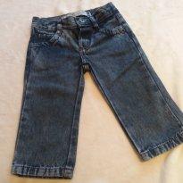 Calça Jeans Baby Club moderninha linda - 1 ano - Baby Club