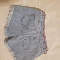 Short jeans - 8 anos - marisa