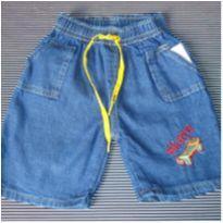 Bermuda Jeans para 1 ano - 1 ano - Não informada
