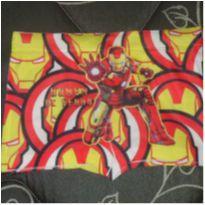 Cueca boxer Homem de Ferro - 1 ano - Não informada