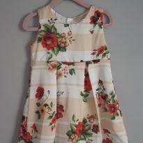 Vestido Arte Menor - 2 anos - Arte Menor