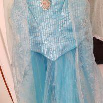 Vestido Elsa original Disney 4/5 anos - 4 anos - Disney