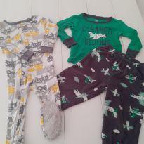 Pijamas Carter`s 18 meses - 18 meses - carter`s, baby gap, zara
