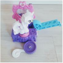 Conjunto Play-Doh My Little Pony Penteadeira Rarity - Hasbro
