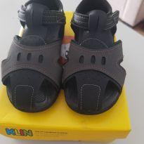 Sandalia com velcro da klin - 24 - Klin