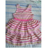 Vestido infantil momi - 6 anos - Momi