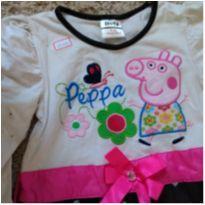 Vestido Peppa - 3 anos - Renner