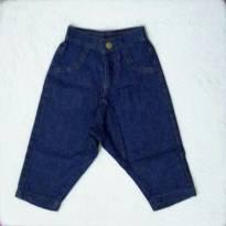 Calça Jeans Saruel - 6 meses - Alenice