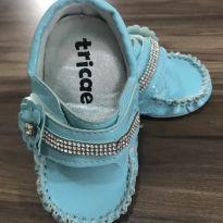 Sapato com brilho e pedrinha, Tricae - 20 - Tricae