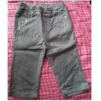 Calça comprida com bolsos - 9 a 12 meses - Baby Club