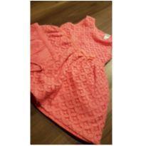 Vestido Carter`s Rosa - 6 meses - carter`s, baby gap, zara