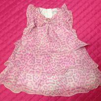 Vestido Lilica tamanho Pb - 3 a 6 meses - Lilica Ripilica
