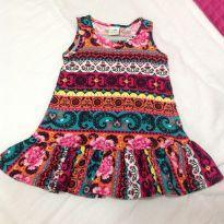 Vestido Malwee tamanho 3 - 3 anos - Malwee