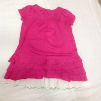 Vestido Pink Lilica Tamanho 2P - 2 anos - Lilica Ripilica