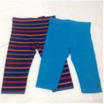 Kit 2 calças Tommy - 9 a 12 meses - Tommy Hilfiger