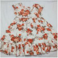 Vestido Jaca Lelé - 24 a 36 meses - Jaca lele
