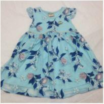 Vestido Milon com Pérolas - 12 a 18 meses - Milon